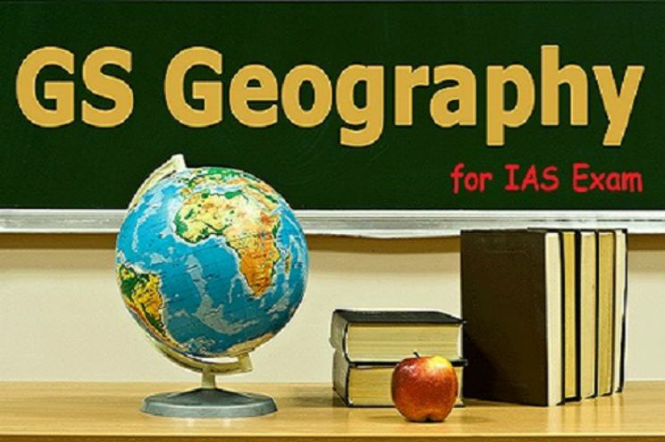 UPSC GEOGRAPHY OPTIONAL