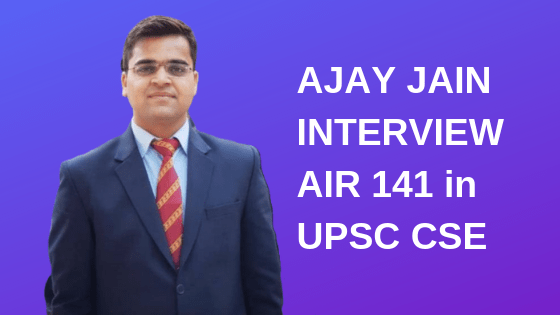 Ajay Jain Interview