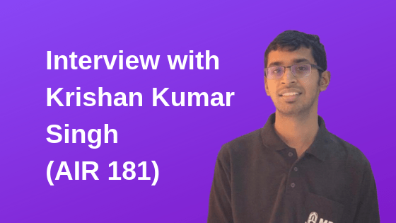 Interview with Krishan Kumar Singh