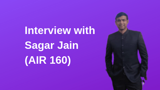 sagar jain interview