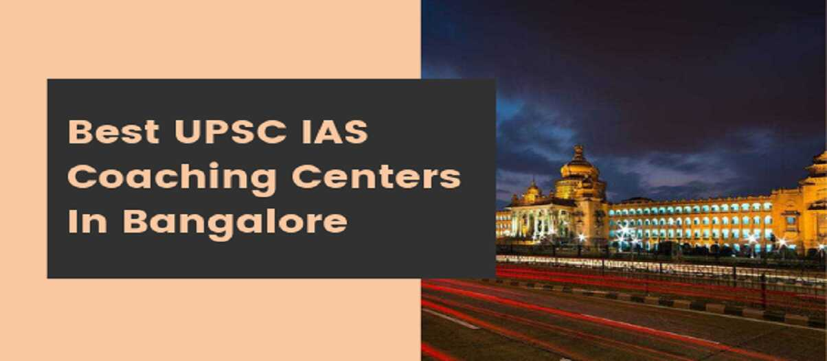 UPSC coaching centre in Bangalore