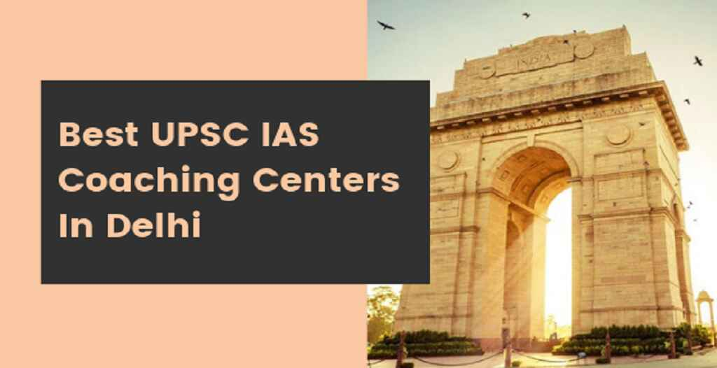 best institute for UPSC preparation in Delhi