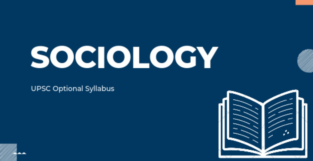 sociology optional question paper