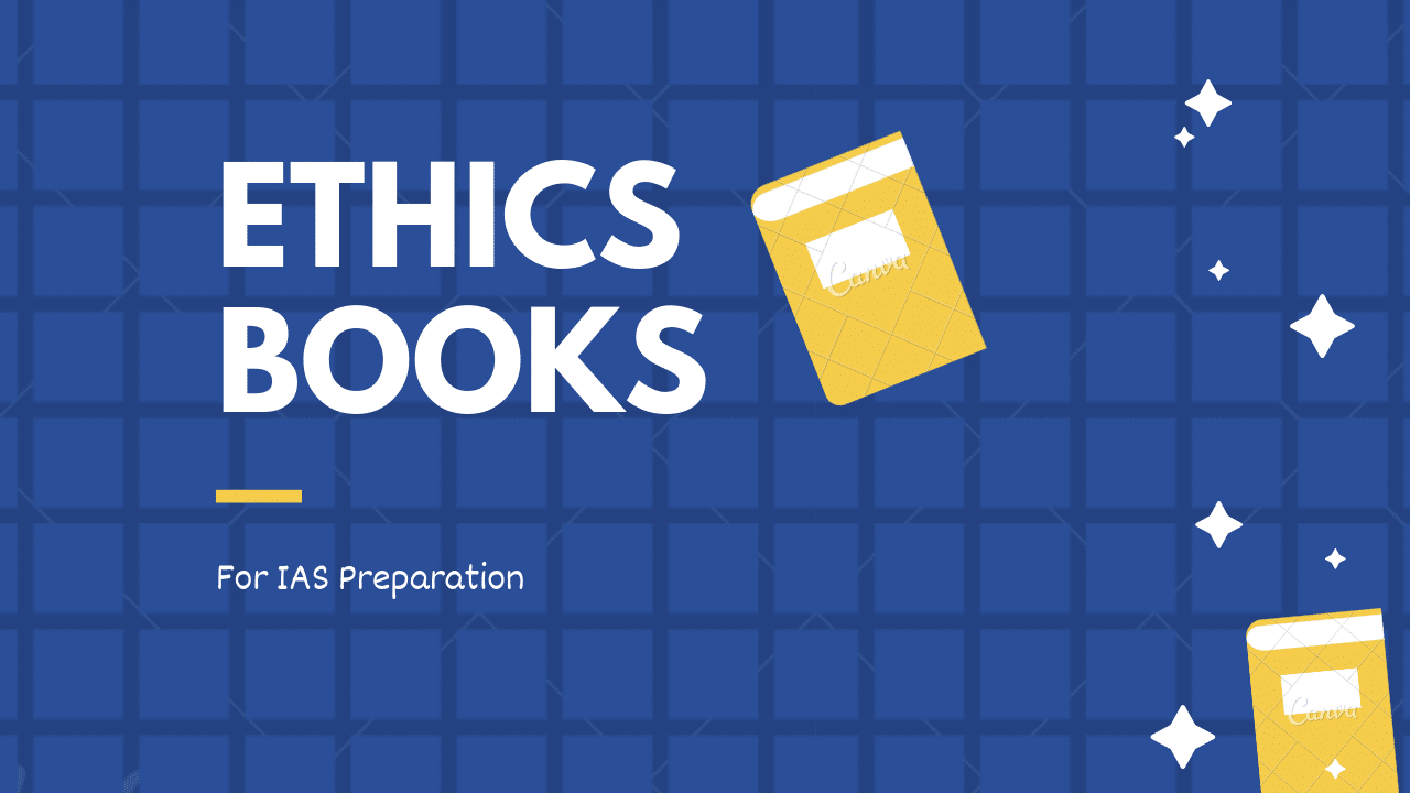 ethics books for uspc preparation