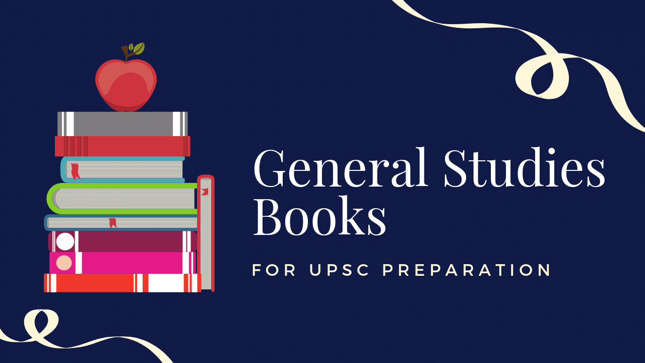 UPSC General Studies Books
