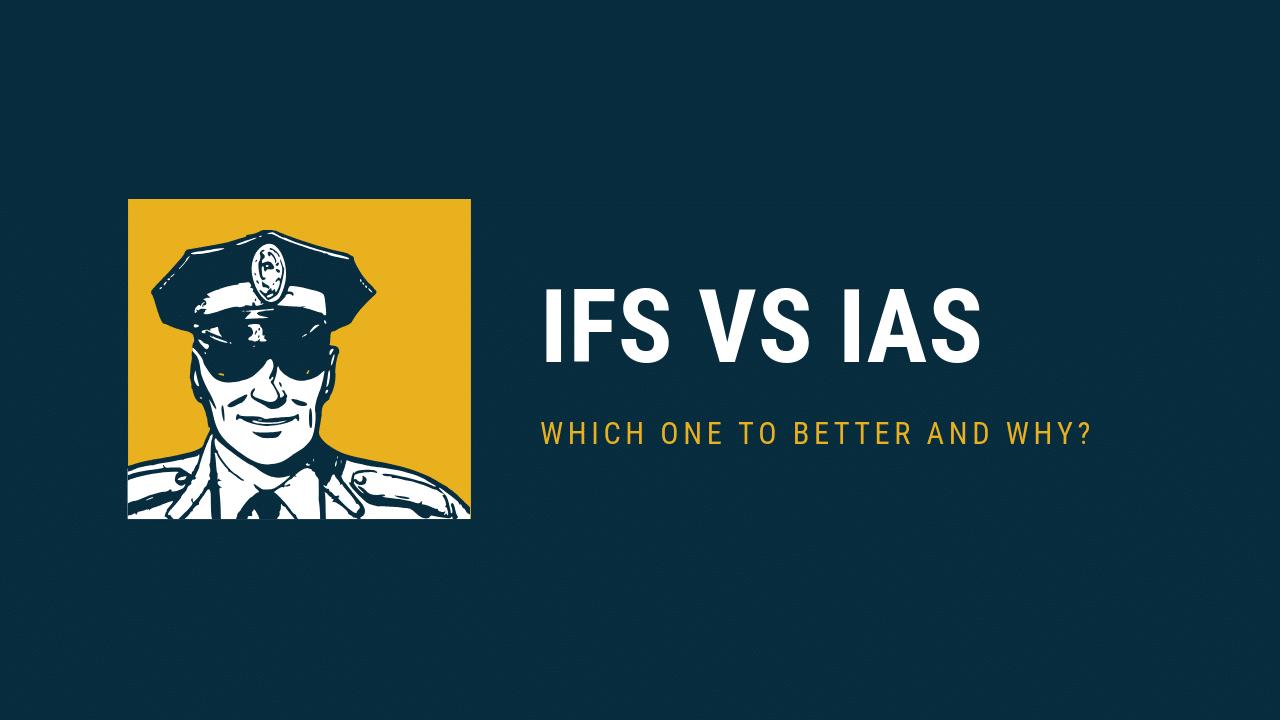 IFS vs IAS