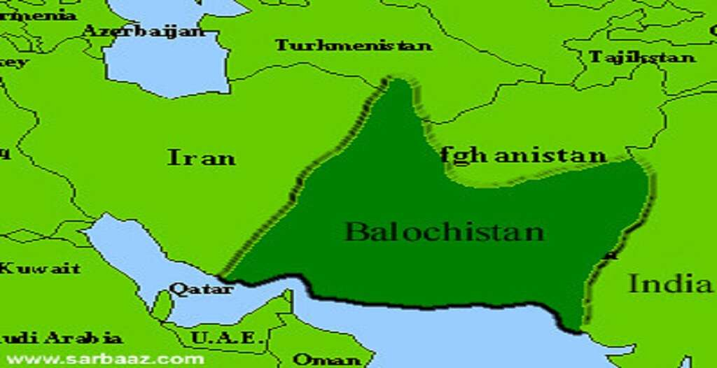 Why is Balochistan important for India