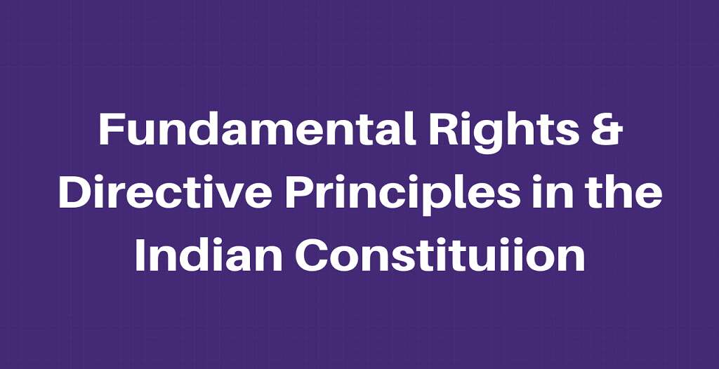 the constitution of India is