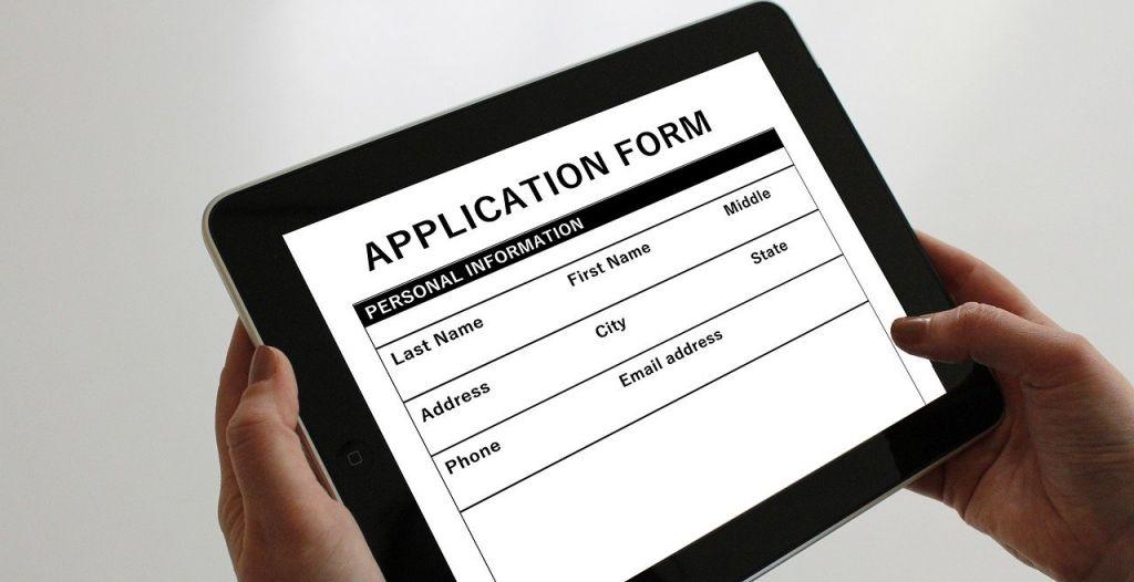 Detail Application Form