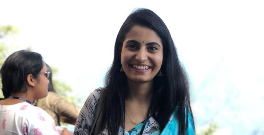 How did Ankita Mishra Get IAS