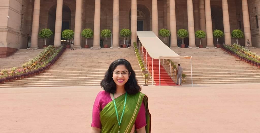 IAS Saumya Pandey Biography
