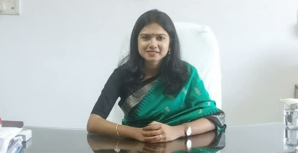 CMC Commissioner Ananya Das Biography