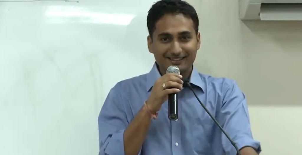 IAS Gaurav Agarwal Wiki