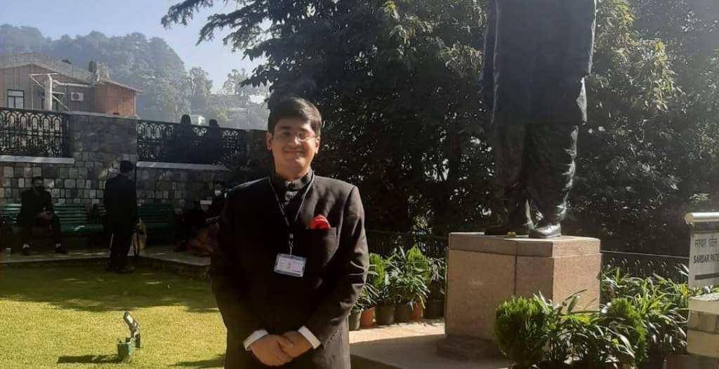 IAS Jatin Kishore Optional Subject