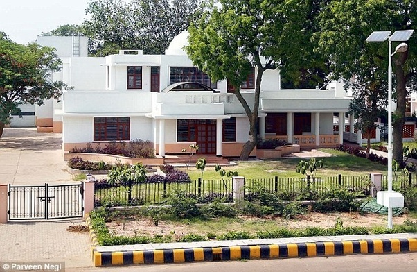 IAS officer accommodation