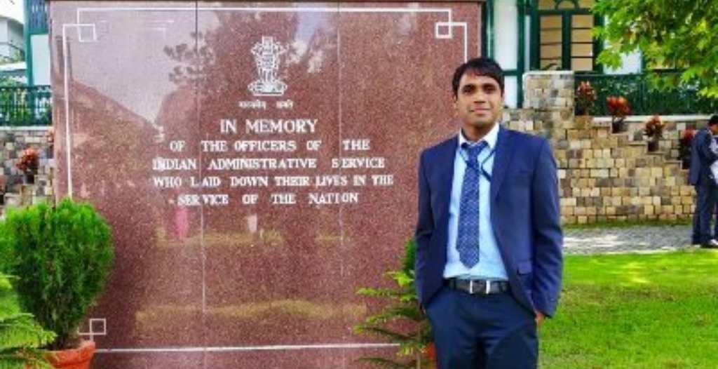 IAS Abinash Mishra Wiki