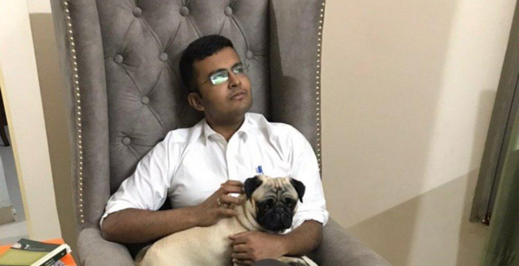 IAS Divyanshu Jha Biography
