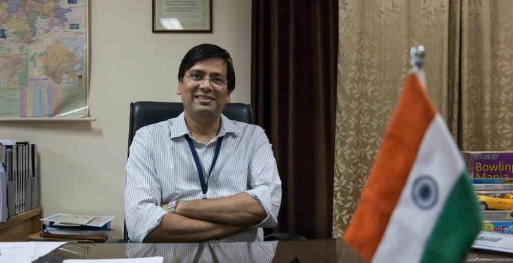 IAS Dr Samit Sharma Biography