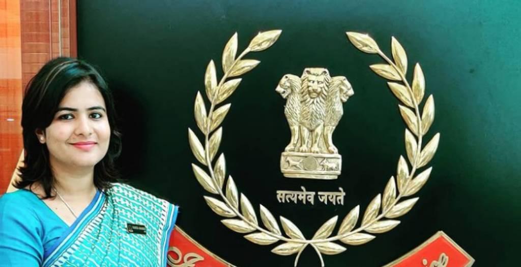 IAS Namita Sharma