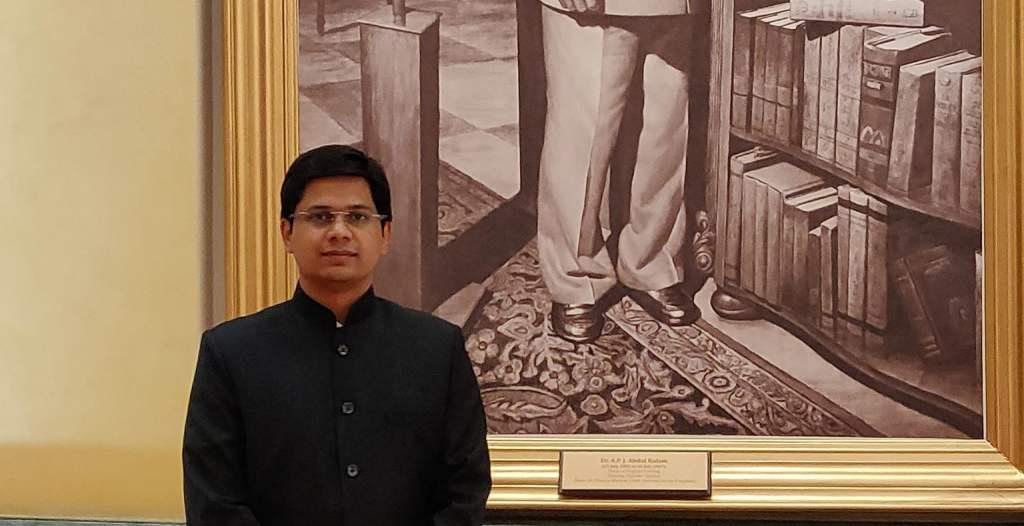 IAS Pratham Kaushik