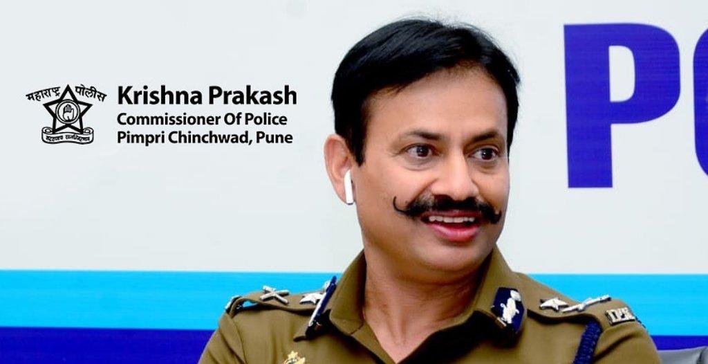 IPS Krishna Prakash Wiki