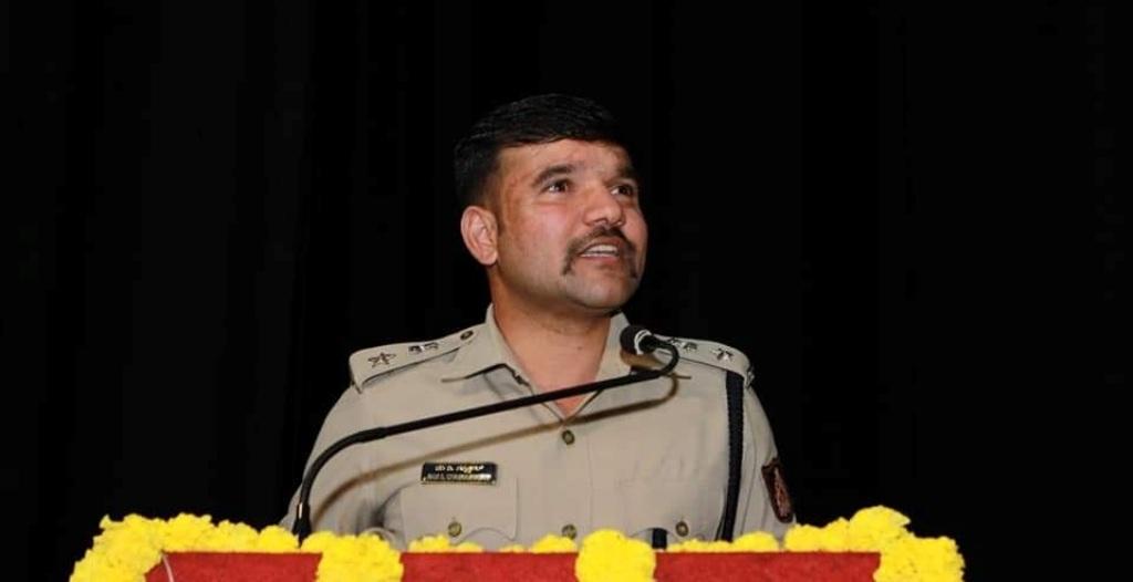 IPS Ravi D Channannavar Wiki