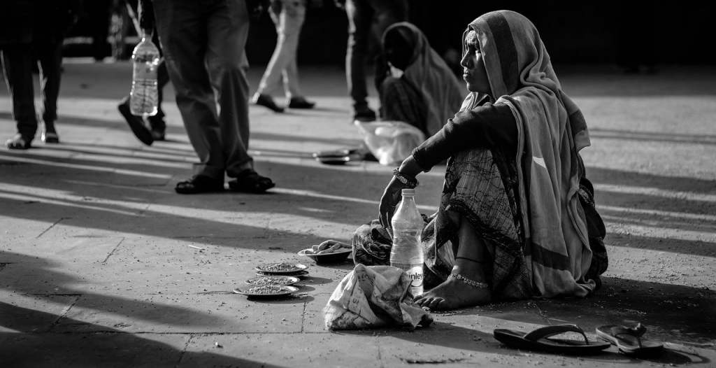 essay on poverty for upsc