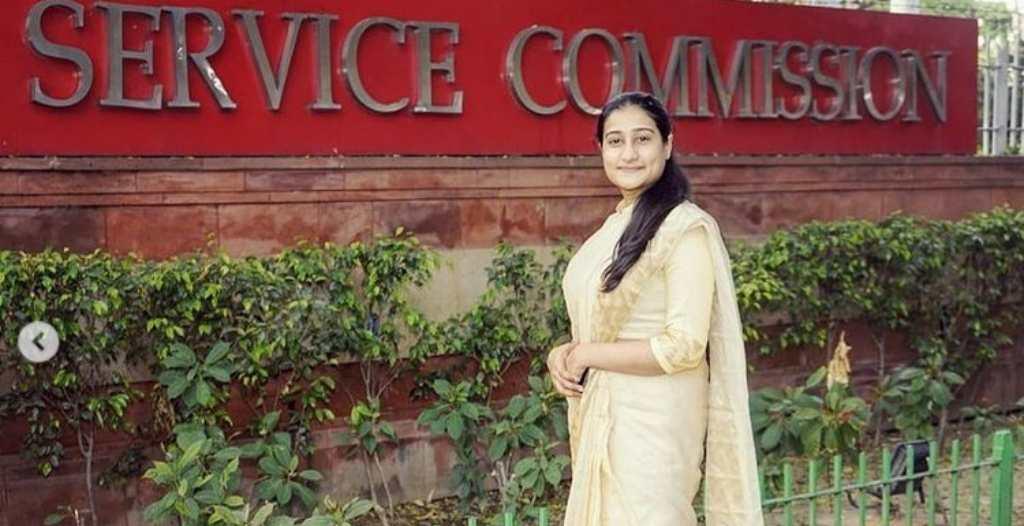 IAS Anjali Birla Wiki