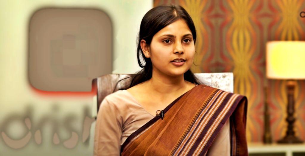 IAS Topper Ashima goyal Wiki