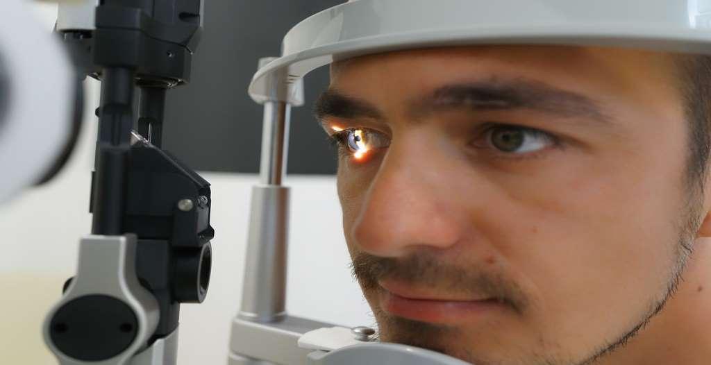 Eye Test in UPSC