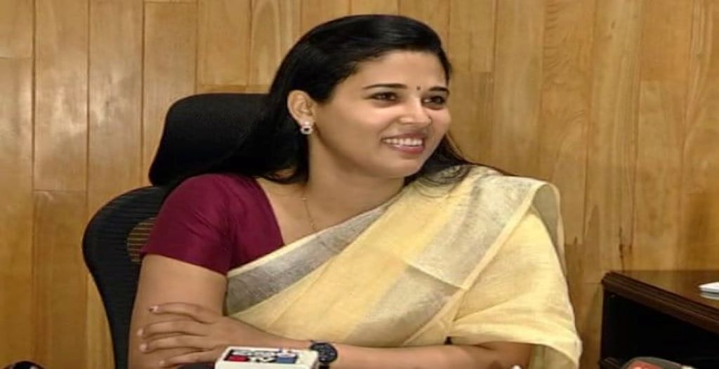 IAS Mysore DC Rohini Sindhuri Wiki: