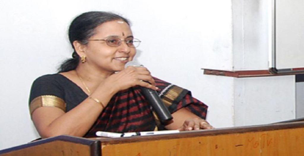 Powerful Lady of Tamil IAS Girija Vaidyanathan Wiki