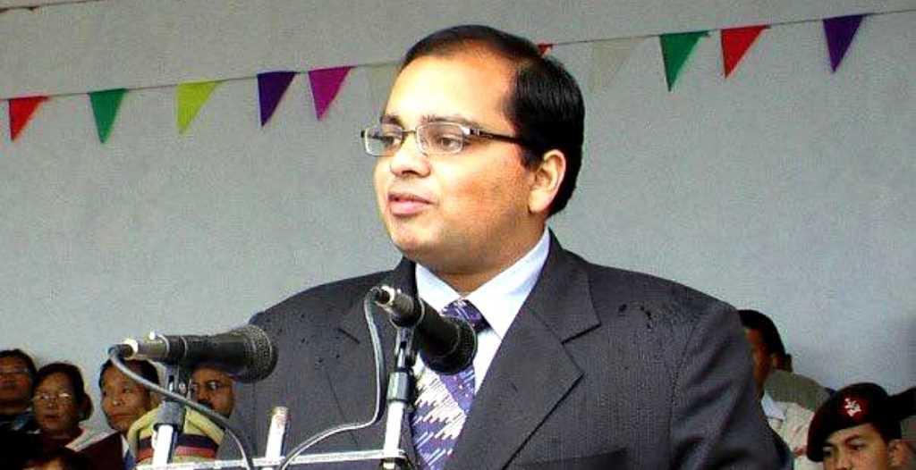 IAS Ankur Garg Wiki