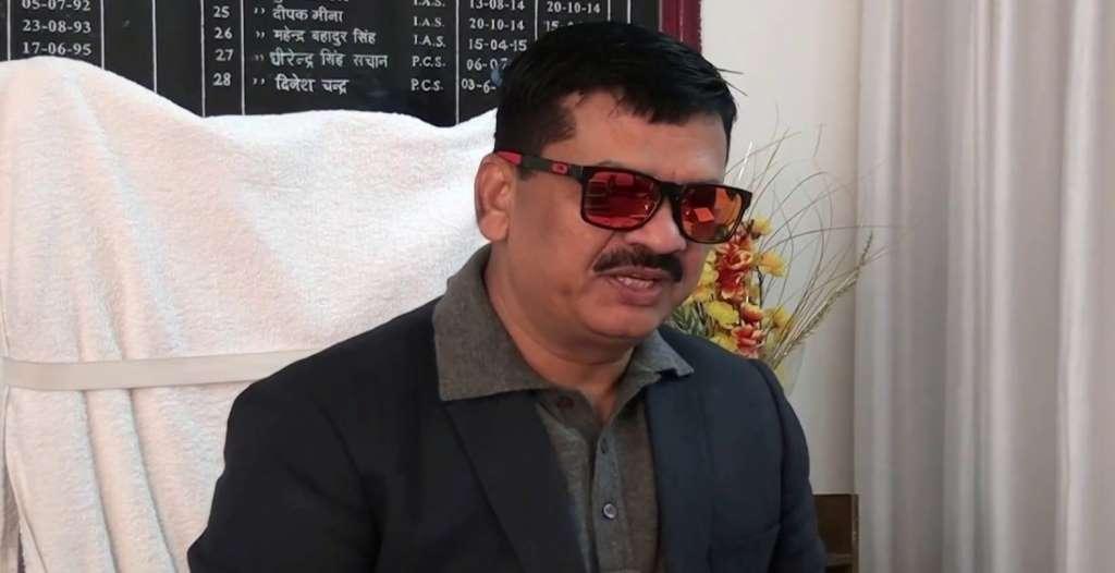 IAS Dinesh Chandra Biography