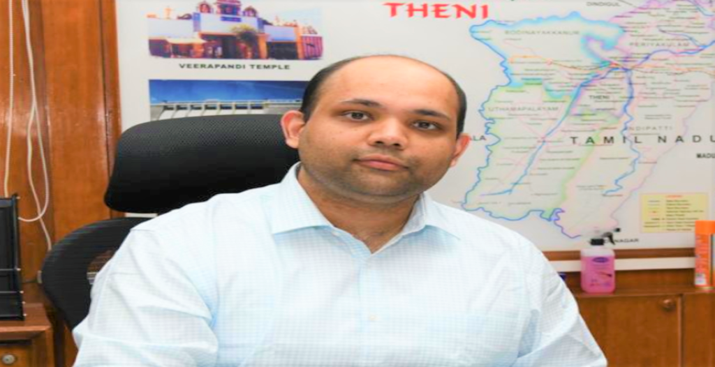 IAS Officer Krishna Unni