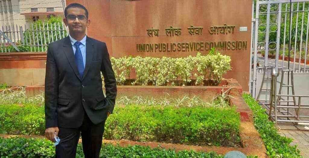 IAS Abhishek Saraf Biography