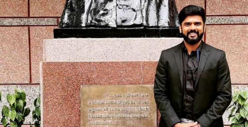 IAS Arjun Gowda Wiki