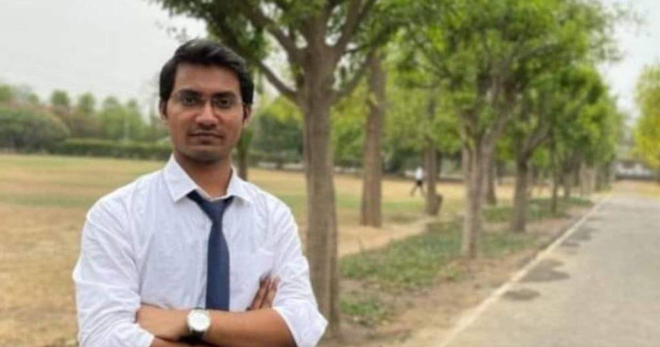 IAS Shubham Kumar Biography